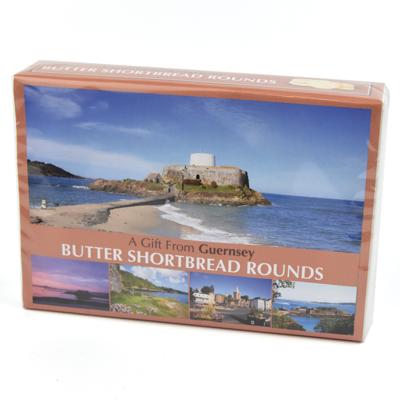 Butter Shortbread Rounds