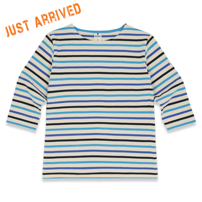 Mousqueton Marina Multi Striped Sweater