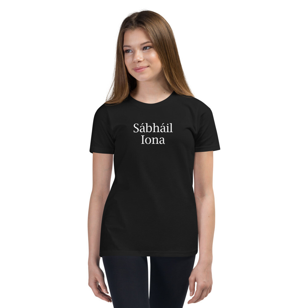 Iona Youth Short Sleeve T-Shirt