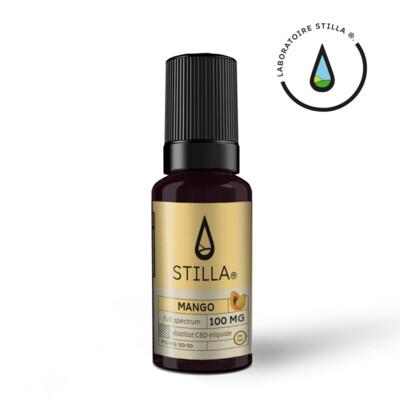 ELIQUIDE 100MG - 1% CBD MANGO STILLA®