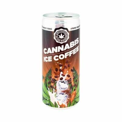 Boisson au café glacé au cannabis (250 ml)
