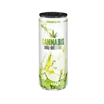 Boisson rafraîchissante au cannabis HaZe (250 ml)
