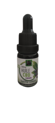 HUILE CBD Cassis Spectre Complet 40% 4000Mg 10Ml 40%