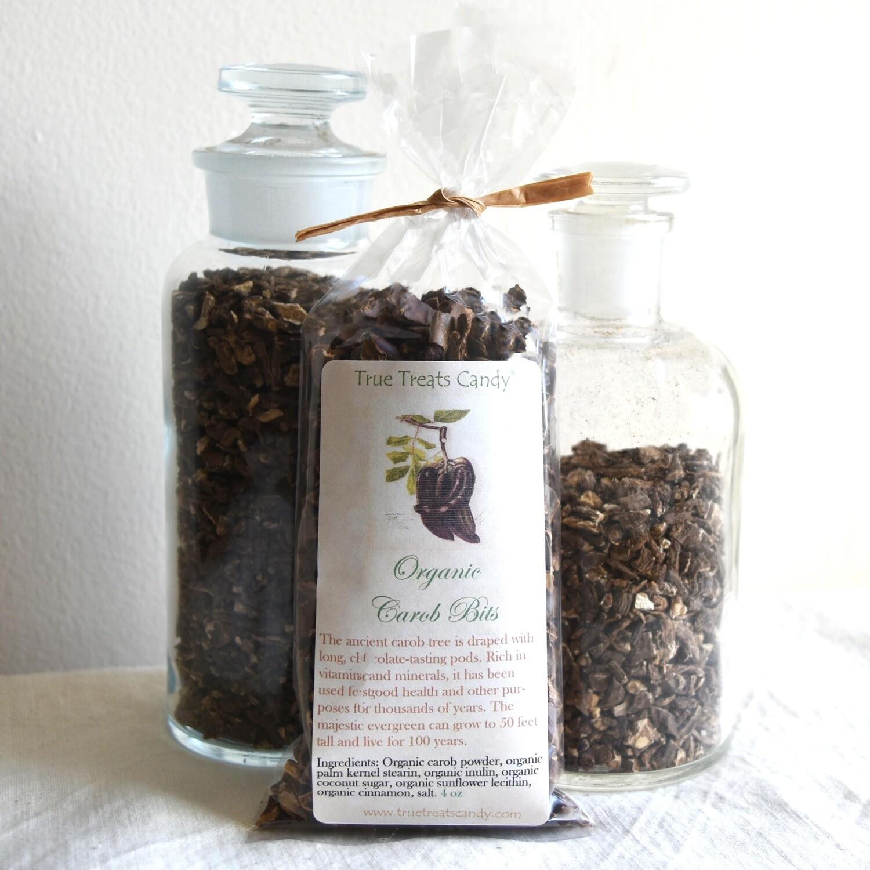 Tea Carob Bean Pod