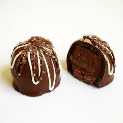 Black and Brown Truffles