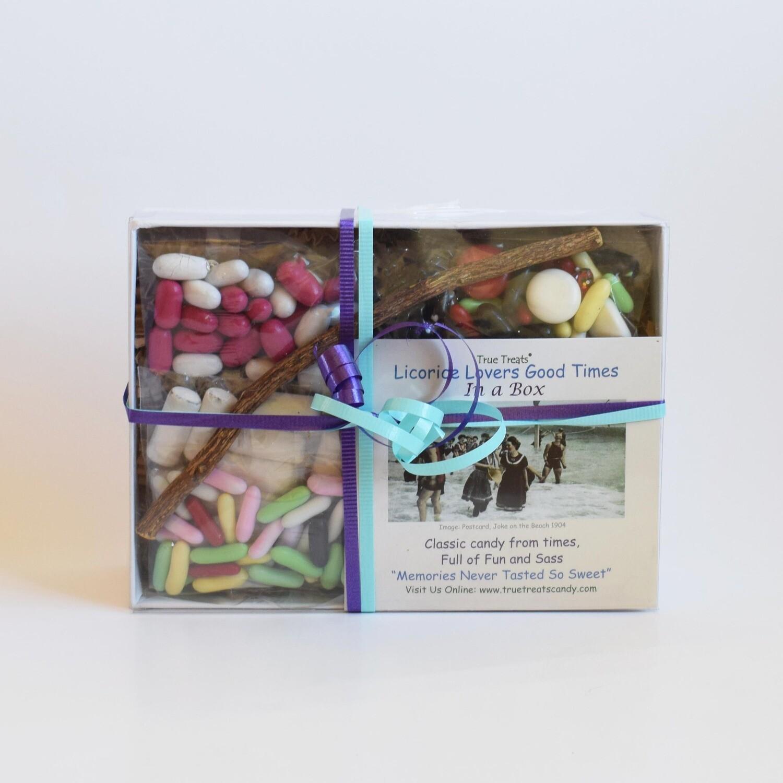 Licorice Lovers Box