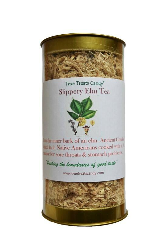 Slippery Elm Bark Tea