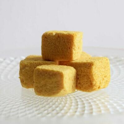 Sponge Candy Naked