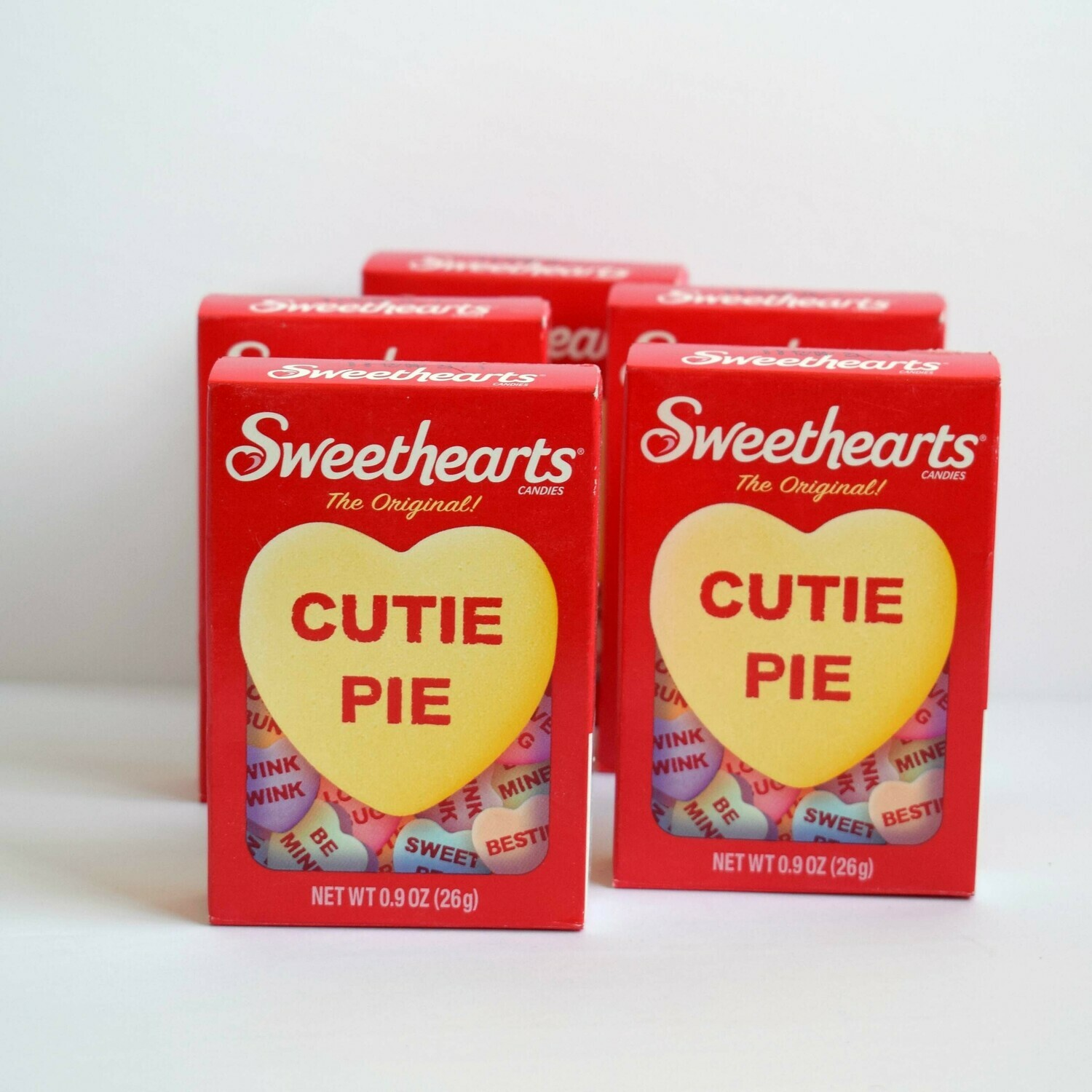 Sweetheart Candy in Box
