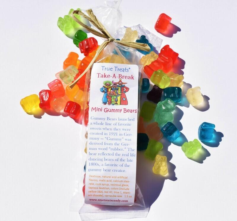 Take-A-Break Gummy Bears