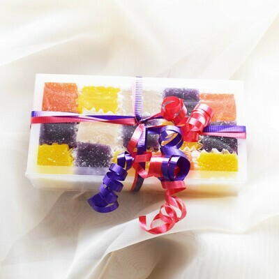 Fruit Jelly Squares