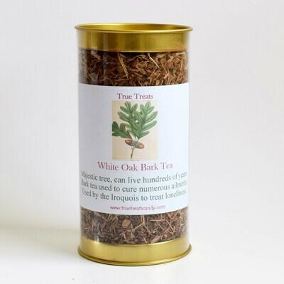 White Oak Bark Tea