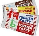 Bonomo Strawberry Turkish Taffy