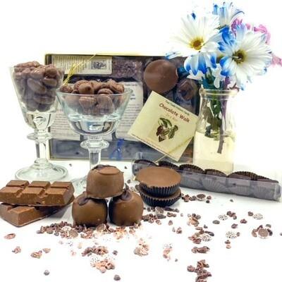 Chocolate Walk - Chocolate Favorites through Time