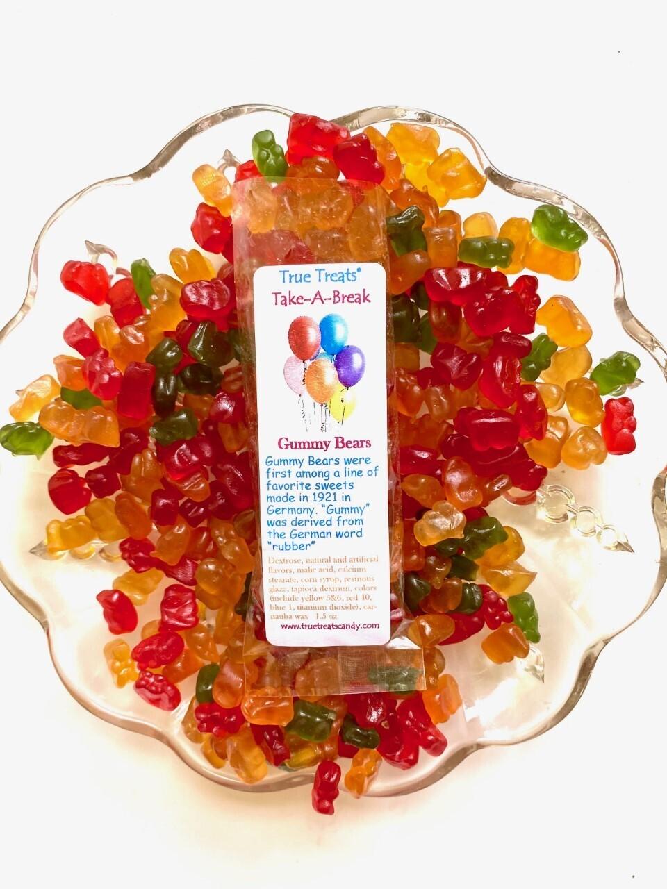 Take A  Break Gummy Bears