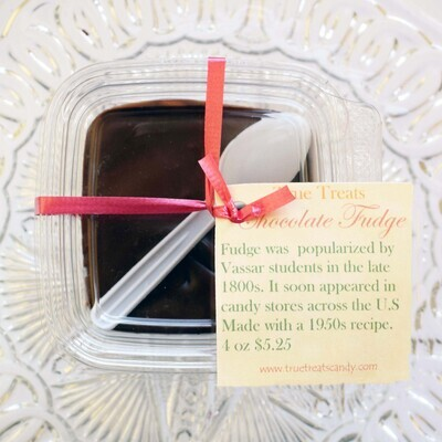 Fudge-Chocolate LARGE