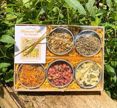 Tea Sampler Botanical Bliss