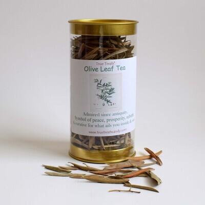 Tea Olive Leaf