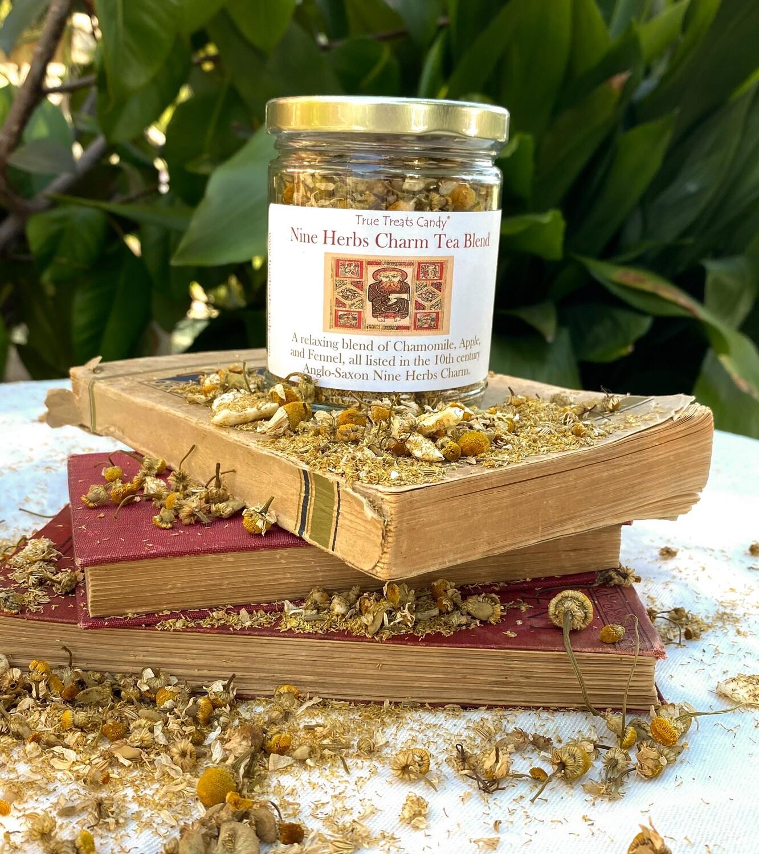 Nine Herbs Charm Tea Blend