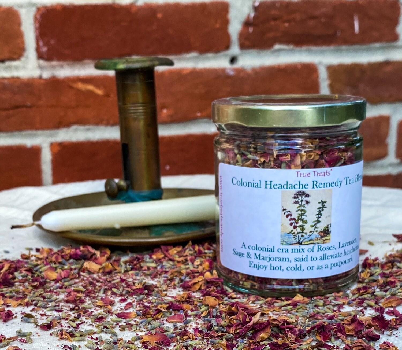 Tea Colonial Headache Remedy