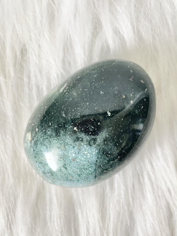 Green Galaxy Ocean Jasper