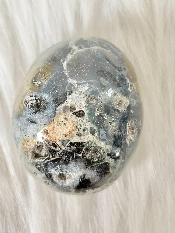 The Moon Ocean Jasper Palmstone