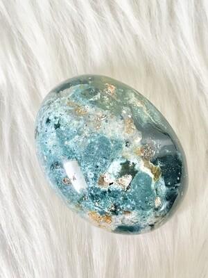 Ocean Jasper Palmstone