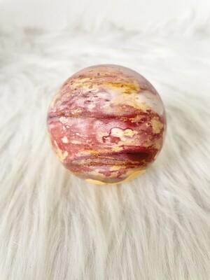 Red Honu Mookaite Sphere