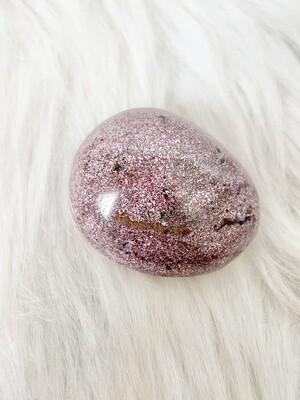 Pebbles Flintstone Ocean Jasper Palmstone