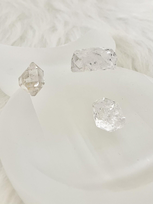 Diamonds Diamond Quartz Trio Set