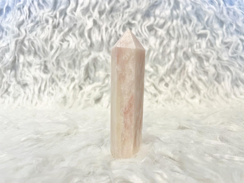 Flesh Pink Soapstone