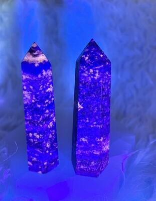 Fluorescent Lapis Lazuli