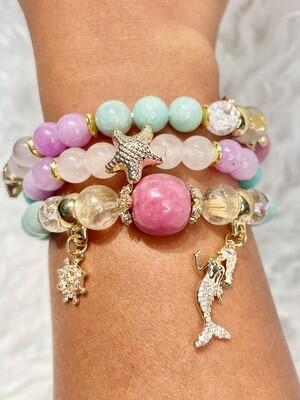 Hawaiian Mermaid Bracelet