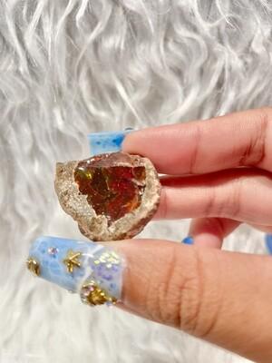 Fire Koala Matrix Boulder Opal