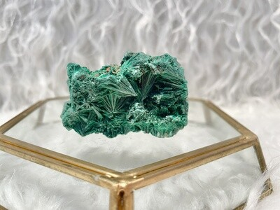 Very Green Mountains Fibrous Malachite