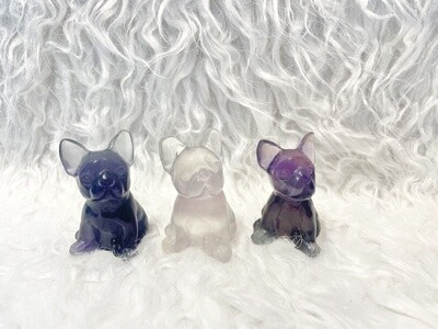 Woof Fluorite Frenchies