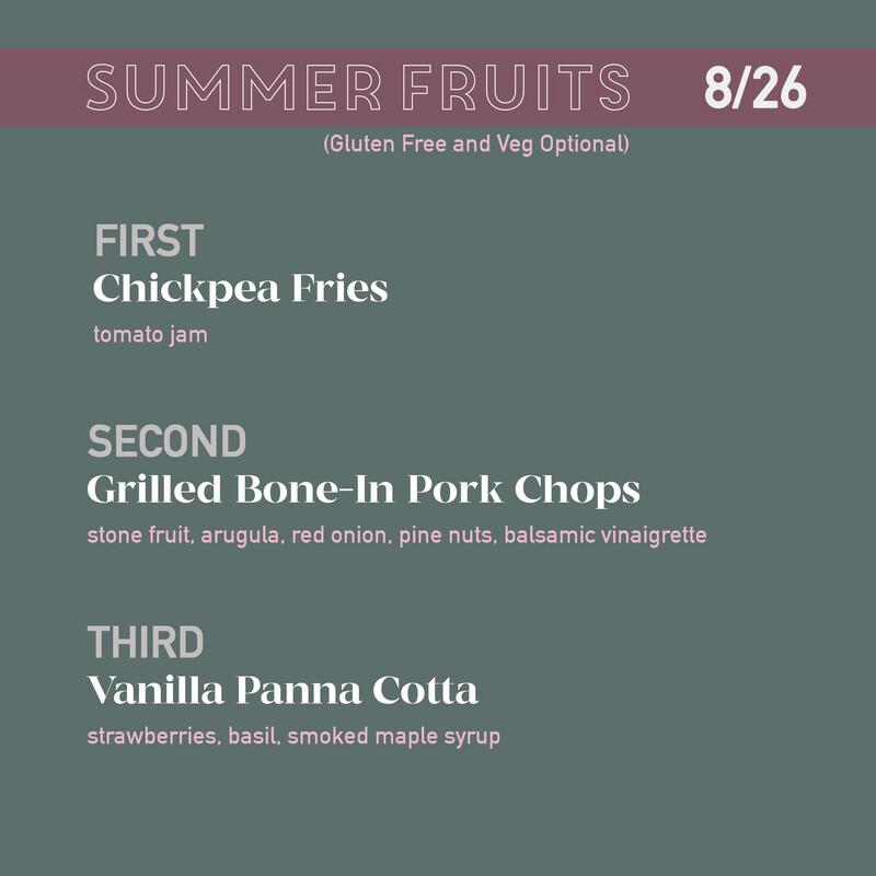 GF Summer Fruits