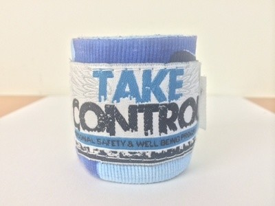 Teens Take Control Wrist Wraps