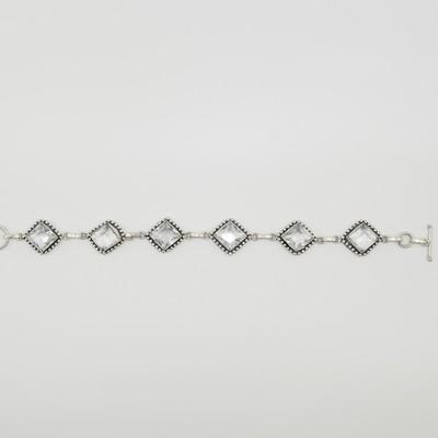 Clear Quartz Bracelet