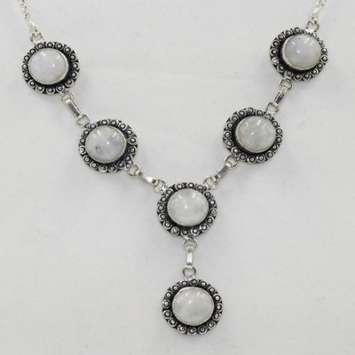 Moon Stone Necklace