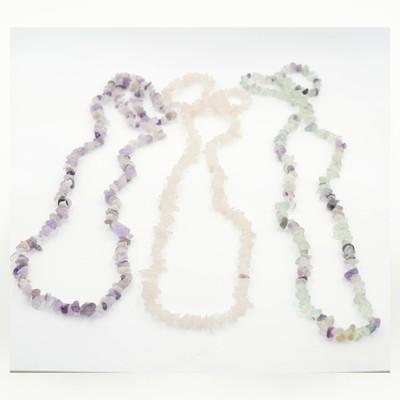 Chip Necklaces