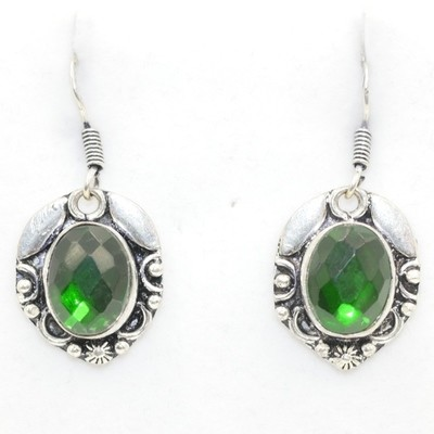 Peridot Earrings