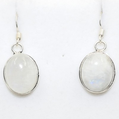 Moon Stone Earrings
