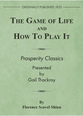 The Game of Life and  How to Play It .pdf
