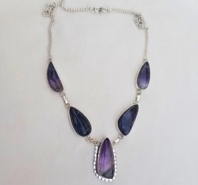 Amethyst Third Eye  necklace