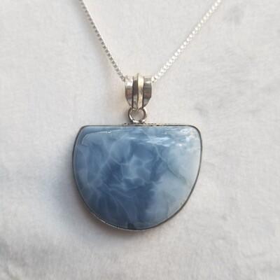 Huge Owyhee Opal Pendant