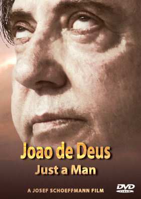 John of God: Just a Man DVD