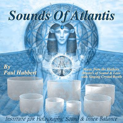 *NEW* Sounds Of Atlantis Meditation CD
