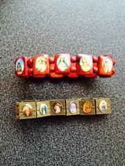 Blessed Rosary Bracelets From Brazil
