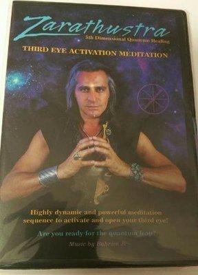 *NEW* Third Eye Activation & Meditation DVD With Zarathustra!
